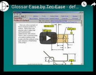Glossar-Ease Reference Software - Definitions of the ASME Y14.5 Standards