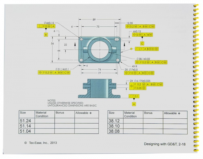 Gdt Applications Designing With Gdt
